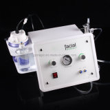 Factroy Direct Wholesale 3 em 1 Hydra Facial Diamond Microdermabrasion Machine para venda com pistola de pulverizador Airbrush de oxigênio