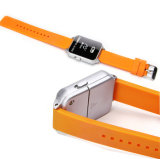 120dB Lr44電池が付いている身につけられる多機能の腕時計の形の個人的なアラーム
