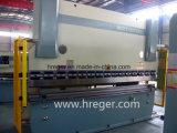 Freno d'acciaio della pressa di Nc della macchina piegatubi di CNC di marca di Hreger