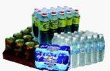 Chaîne de production automatique de l'eau de bouteille