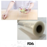 Transparency Food Grade Roll Wrap PE Cling Film