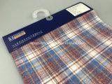 Algodón Fabric-Lz8412 teñido hilado nebuloso