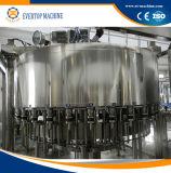 Linha de produção de enchimento do suco do frasco