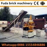 Qt1-10 Hydraformのウズベキスタンの機械を形作る自動連結の粘土のブロック