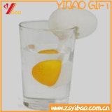 Пакетик чая Eco-Friendly силикона формы лимона миниый