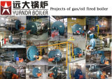 Gas des Fabrik-angemessener Preis-Verkaufsschlager-0.5-20t/H und ölbefeuerter Dampfkessel