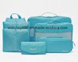 出張旅行の記憶袋のセットされる装飾的な靴袋(CY9852)
