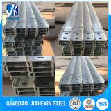 Le parti della struttura d'acciaio hanno galvanizzato il fascio del segnale /H del acciaio al carbonio