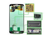 SamsungギャラクシーS5 LCD表示のための表示アセンブリ置換LCDスクリーン