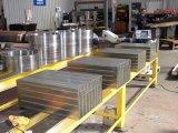 熱い鍛造材42CrMoは鋼鉄ブロックを造った
