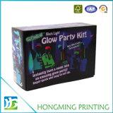 包装のための光沢によって印刷される折るブルーベリーボックス