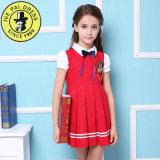 Vestito uniforme dalle ragazze del banco di vendita diretta della fabbrica mini