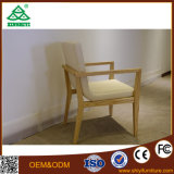 Logs Fabric Single Chair Home Furniture