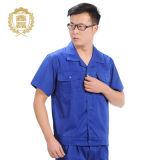 Workwear professionale di estate dell'OEM, Workwear di massima di usura blu