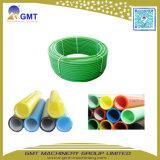 Espulsione di plastica del canale per cavi del tubo di memoria del silicone dell'HDPE che fa macchina
