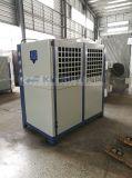 Refrigerador de refrigeração ar Modularized do parafuso para a colagem quente