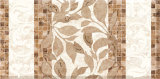 Mattonelle di ceramica di colore del Brown per la parete ed il pavimento con il prezzo poco costoso