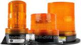 広く利用された130 *130*59mm LEDのストロボ標識の警報灯