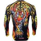 Cool надвигающегося Tiger Спортивные куртки верхние части цикла Jerseyl мужчин
