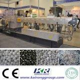 Nanjing DoppelExcruder Kabel-Pelletisierung-Maschine der Belüftung-Körnchen-Produktions-Line/PVC