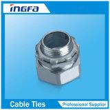 Glândula de cabo impermeável do conetor do fio IP68 para cabos da fixação