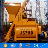 Mélangeur concret inférieur de vente chaud des prix Js750 de la meilleure qualité