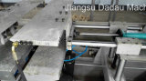 Chaîne de production automatique de réservoir de carburant de 6 couches avec la machine en plastique de soufflage de corps creux