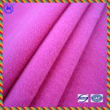 Tela del cepillo del Spandex del punto del poliester para Sportwear, los guantes y la ropa