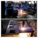 Cortador portátil do plasma do ar do inversor de CUT-400 IGBT para a folha de aço e de alumínio da placa