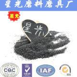 Carboneto de silicone preto refratário para a roda de moedura