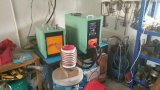 De Oven van de Inductie van de hoge Frequentie voor Smeltend Goud