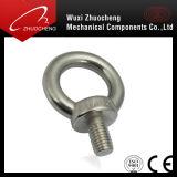 Огболт нержавеющей стали M8 304 DIN 580 поднимаясь с низкой ценой и аттестацией ISO 9001