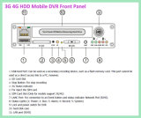 WiFi en el coche DVR y 4 cámaras de CCTV School Bus Truck Taxi Sistema de Videovigilancia CCTV