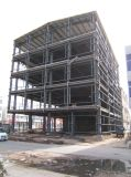 فولاذ يصنع [مولتي-ستوري] بناية لأنّ عنبر شقّة