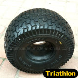 매끄러운 잔디밭 & 정원 납작하게 자유로운 고체 PU 거품 타이어 13X6.50-6