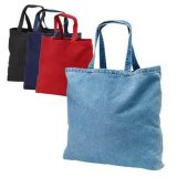 Kundenspezifischer gedruckter Baumwollsegeltuch-verpackenbeutel