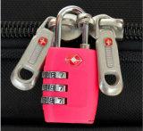 만능 열쇠 자물쇠 Tsa-390를 가진 Tsa 콤비네이션 자물쇠