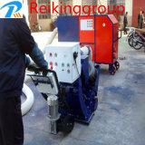 Machine mobile de grenaillage de surface de plaque concrète et en acier