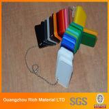 Blatt Acryldes zeichen-Vorstand-Plastikplexiglas-PMMA