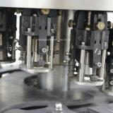 Tipo rotatorio máquina de rellenar del vino de la bebida para la botella de cristal