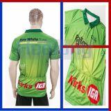 Sublimation-Fischen-Hemdenjerseys-kundenspezifische Sport-Abnützung