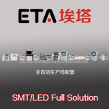 SMT Montage-Geräten-Wellen-weichlötende Maschine, Wellen-Schweißgerät Eta-C3