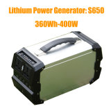 Sistema solar solar portátil 110V/220V/230V de bloco de potência do gerador