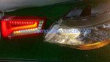 De plastic Vorm van de Injectie voor AutoLamp met Hete of Koude Agent