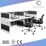 Poste de travail populaire de bureau de partition de grands meubles d'escompte