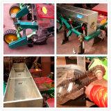 Seeding do milho de duas fileiras e máquina da fertilização/Sower do milho