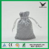 Custom Jewel упаковке велюр человеком мешок на заводе в Шанхае питания