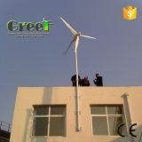 5kw 판매를 위한 수평한 바람 터빈
