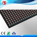 Module extérieur du composant P10 DEL d'écran d'Afficheur LED de panneau d'Afficheur LED de tube de couleur rouge et verte de puce