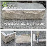 Revêtement de parement en gros Stone Travertine beige naturel Stone